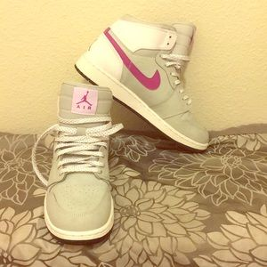 Nike Shoes - Women's Nike Air Force Ones Size 8.5